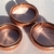 Solid Pure Copper Rings
