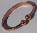Non Magnetic Copper Torque Bracelet ( CCB-NMBD )